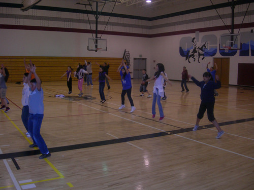 Kids at Boys & Girls Clubs of Metro Denver Take on the Guinness World Record for Jumping Jacks