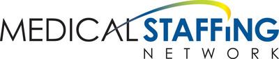 Medical Staffing Network Healthcare LLC. (PRNewsFoto/Medical Staffing Network Healthcare, LLC)