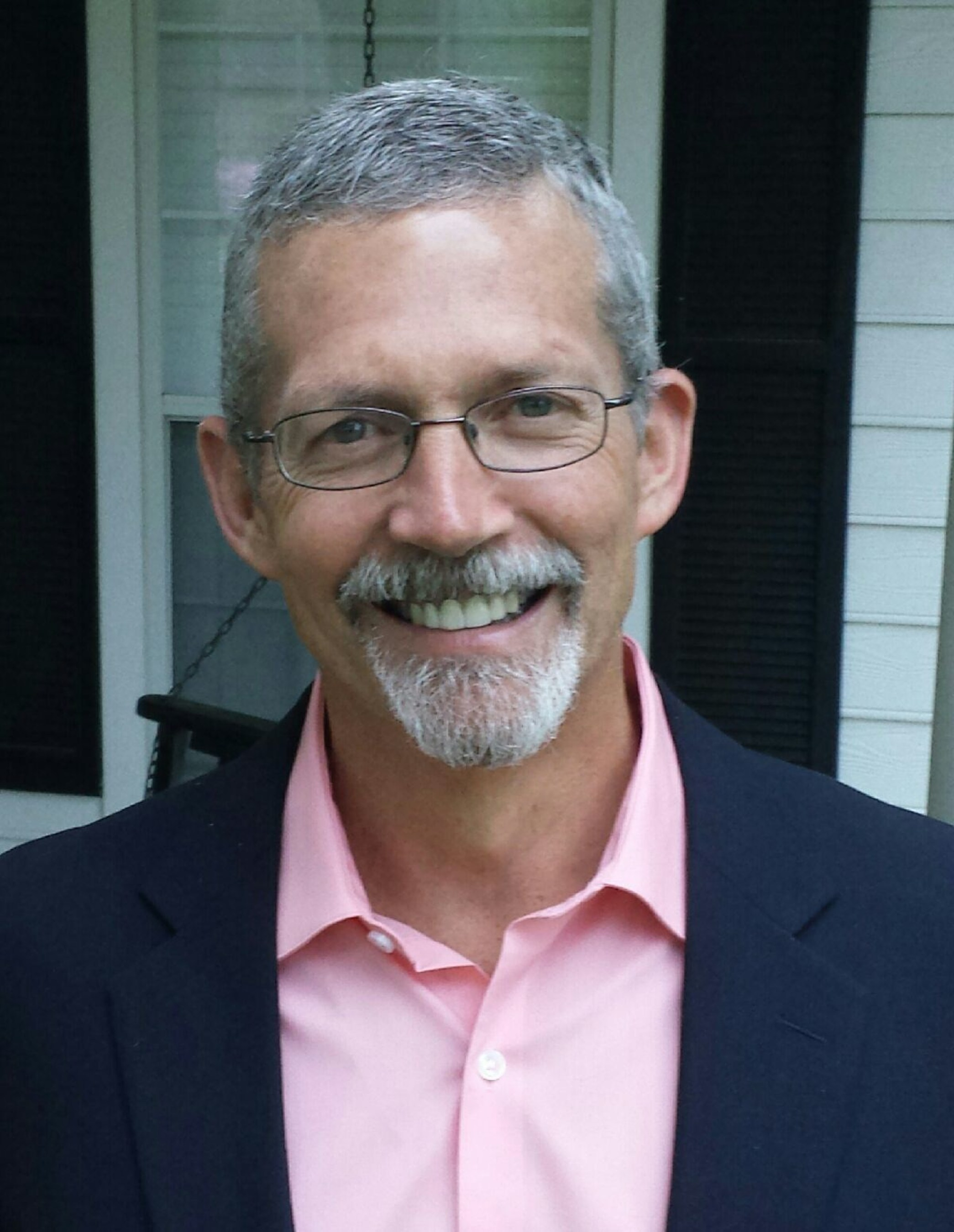 Marshland Foods partner, Robert Ray