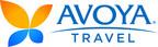 Avoya Travel 2012 Logo.  (PRNewsFoto/Avoya Travel / American Express)