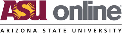 ASU Online Logo