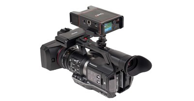 LiveU's LU200 ultra-small transmission unit