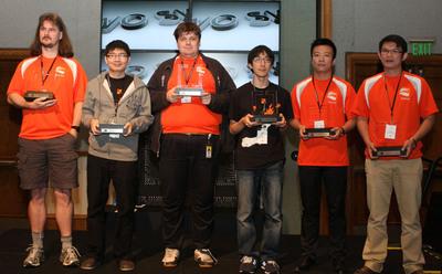 TopCoder Announces Champions of 2012 TopCoder Open in Orlando.  (PRNewsFoto/TopCoder, Inc.)