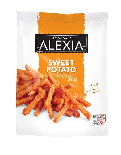 Love Sweet Potatoes With all of Your Heart: Alexia Foods Announces American Heart Association