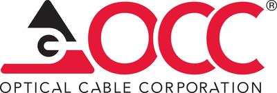 Optical Cable Corporation Company Logo (PRNewsFoto/Optical Cable Corporation)