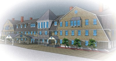 Bedford Village Inn announces the opening of The Grand at Bedford Village Inn, located north of Boston in Bedford, New Hampshire, on June 14, 2016.