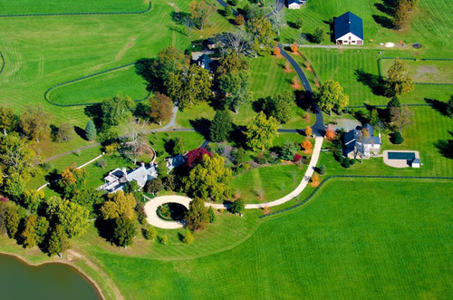 Auction Of 140-Acre Equestrian Farm Near Washington, DC In Upperville, Virginia To Be Conducted