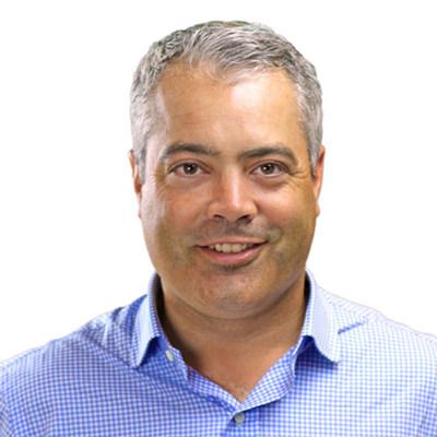 John Sedlak headshot