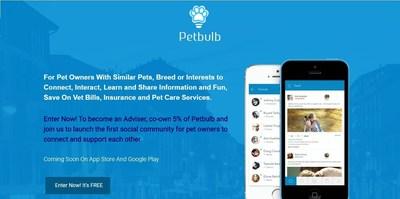 Petbulb Home Page