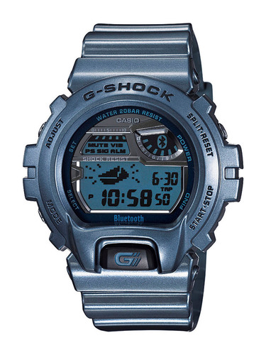 G-SHOCK Bluetooth LE Smart Watch.  (PRNewsFoto/Casio America, Inc.)