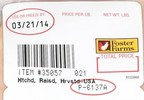 Foster Farms Issues Voluntary Recall Of Chicken With Select March