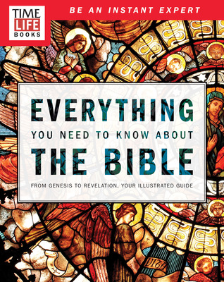 Time Home Entertainment Inc. announces relaunch of iconic TIME-LIFE Books. The all new Everything You Need To Know About The Bible goes on sale May 13. (PRNewsFoto/Time Home Entertainment Inc. )