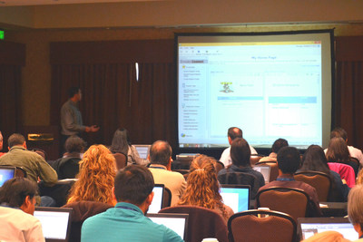 Environmental Health professionals learn about the latest software and industry developments at Decade Software Company's Annual User Training Conference