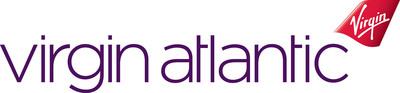 Virgin Atlantic Airways logo. (PRNewsFoto/Virgin Atlantic Airways)