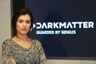 Dr. Najwa Aaraj, Senior Vice President of Special Projects at DarkMatter (PRNewsFoto/DarkMatter)
