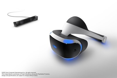 New Prototype of Project Morpheus