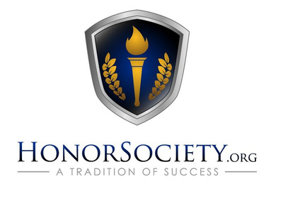 HonorSociety.org Insignia.  (PRNewsFoto/HonorSociety.org)