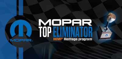 Fourth and final 2014 Mopar 'Top Eliminator HEMI(R) Heritage' winner to be selected with online competition (PRNewsFoto/Chrysler Group LLC)