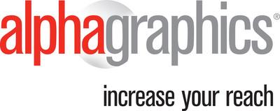 AlphaGraphics.  (PRNewsFoto/AlphaGraphics, Inc.)