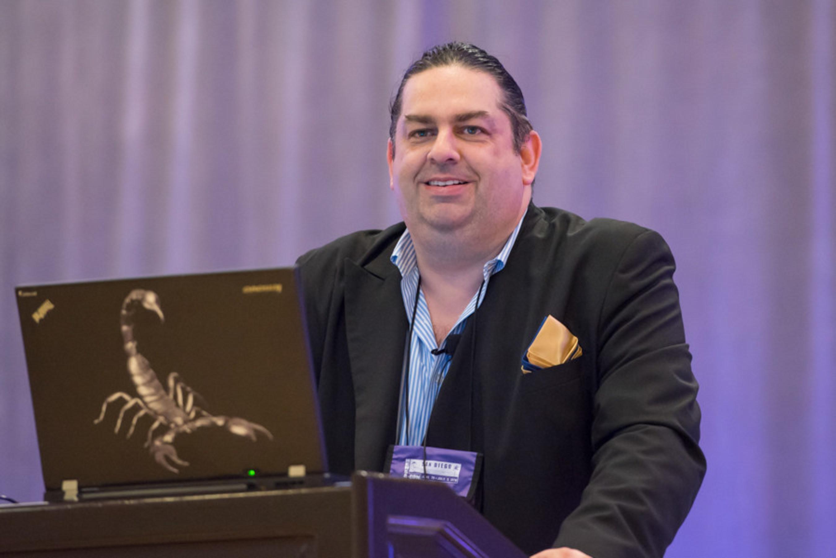 Walter O'Brien keynotes MENSA Annual Gathering, San Diego, CA