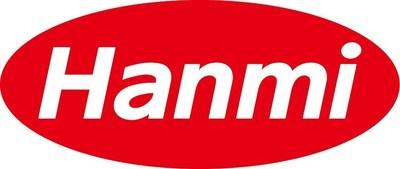 Hanmi Pharmaceutical Co., Ltd. logo.