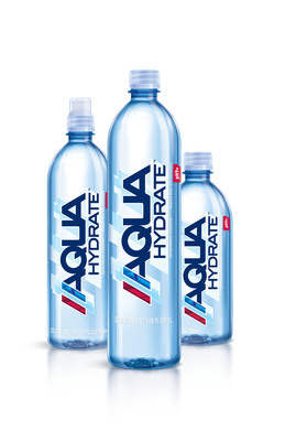 AQUAhydrate partners with the Los Angeles Clippers.  (PRNewsFoto/AQUAhydrate, Inc.)