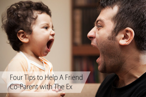 ARAG Offers Four Tips to Help a Friend Co-Parent with The Ex