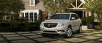The 2015 Buick Enclave provides an abundance of passenger and cargo space with a luxurious interior and exterior to match. (PRNewsFoto/Briggs Buick GMC)