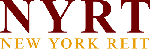 NYRT Logo (PRNewsFoto/New York REIT, Inc.) (PRNewsFoto/New York REIT, Inc.)