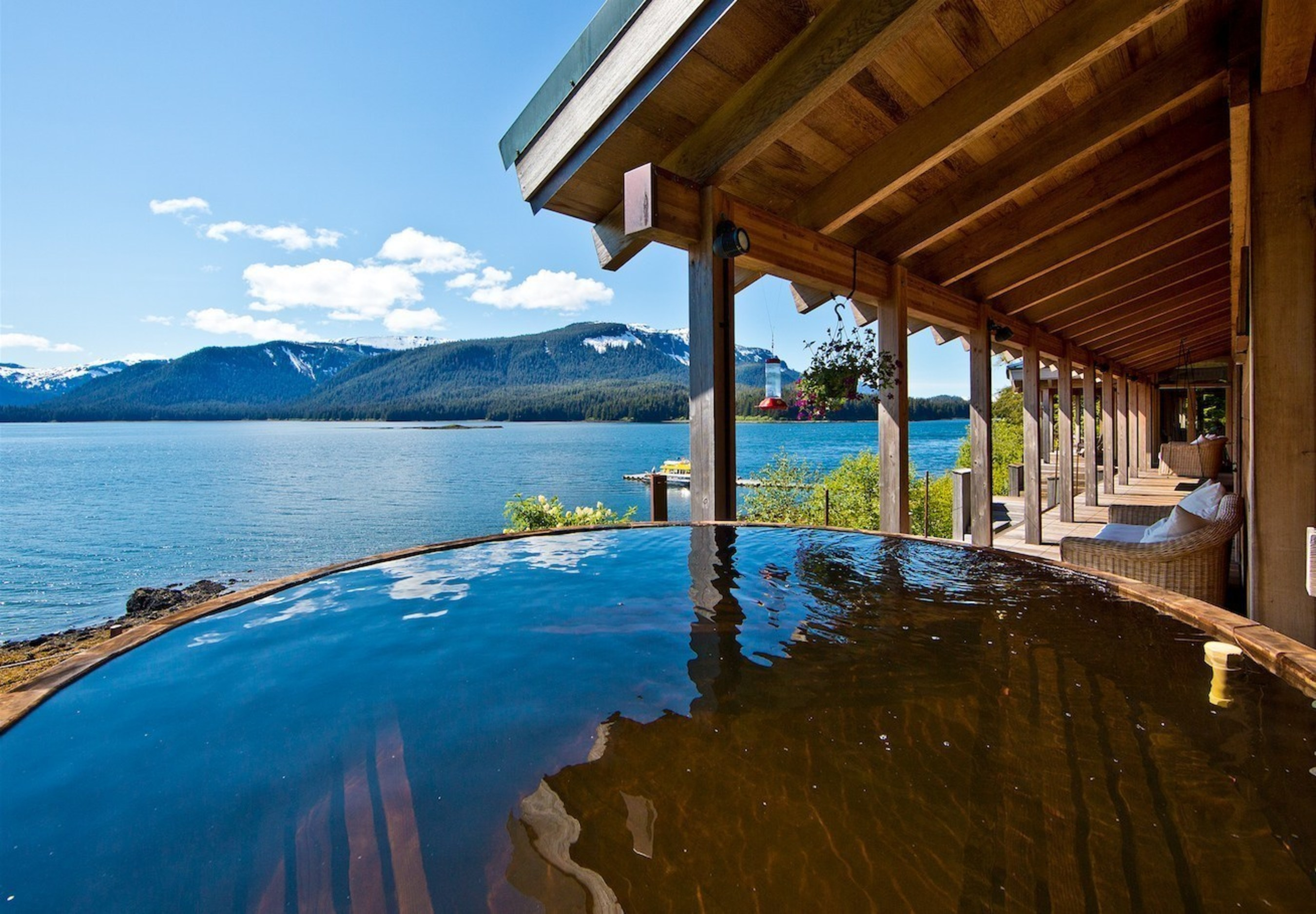 Outdoor Enthusiasts Take Notice: Private Alaskan Waterfront Portfolio To Sell At Auction Without Reserve Via Concierge Auctions