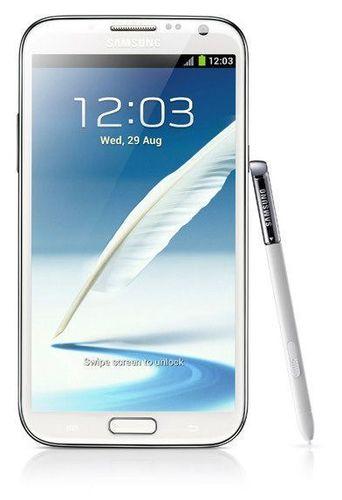 Samsung Galaxy Note II (PRNewsFoto/NXP Software)