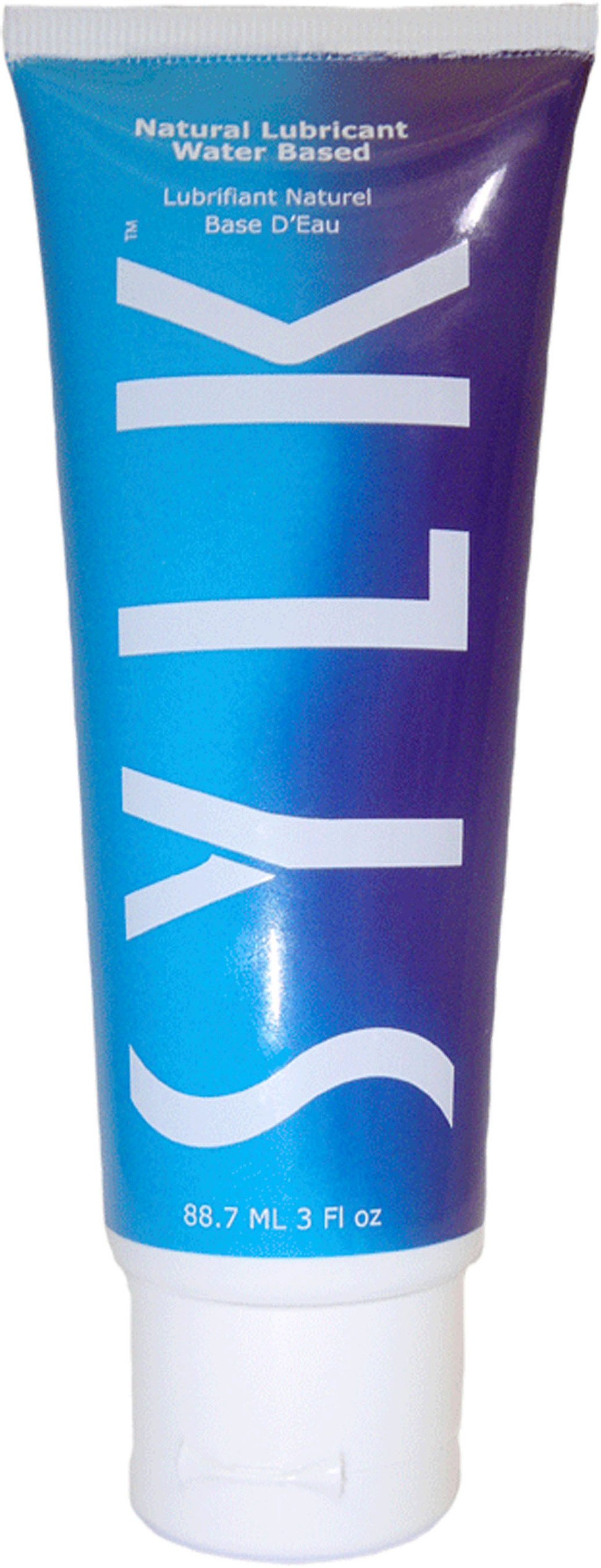 SYLK natural, water-based lubricant.  (PRNewsFoto/Smooth Oil LLC)