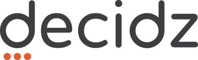 decidz Logo (PRNewsFoto/Decidz)