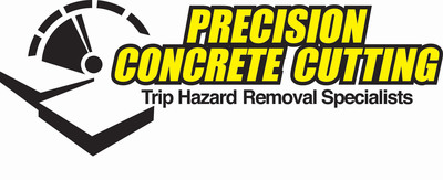 Precision Concrete Cutting logo. (PRNewsFoto/Precision Concrete Cutting)