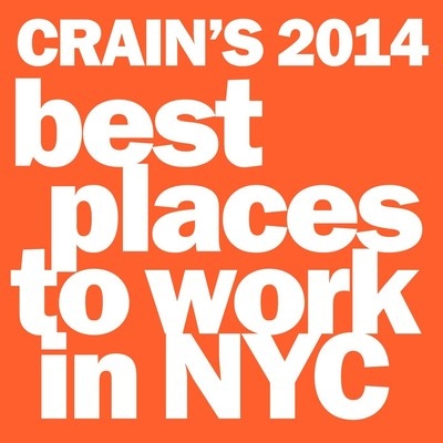 "SiteCompli named a ""Best Place to Work in NYC"" (PRNewsFoto/SiteCompli)"