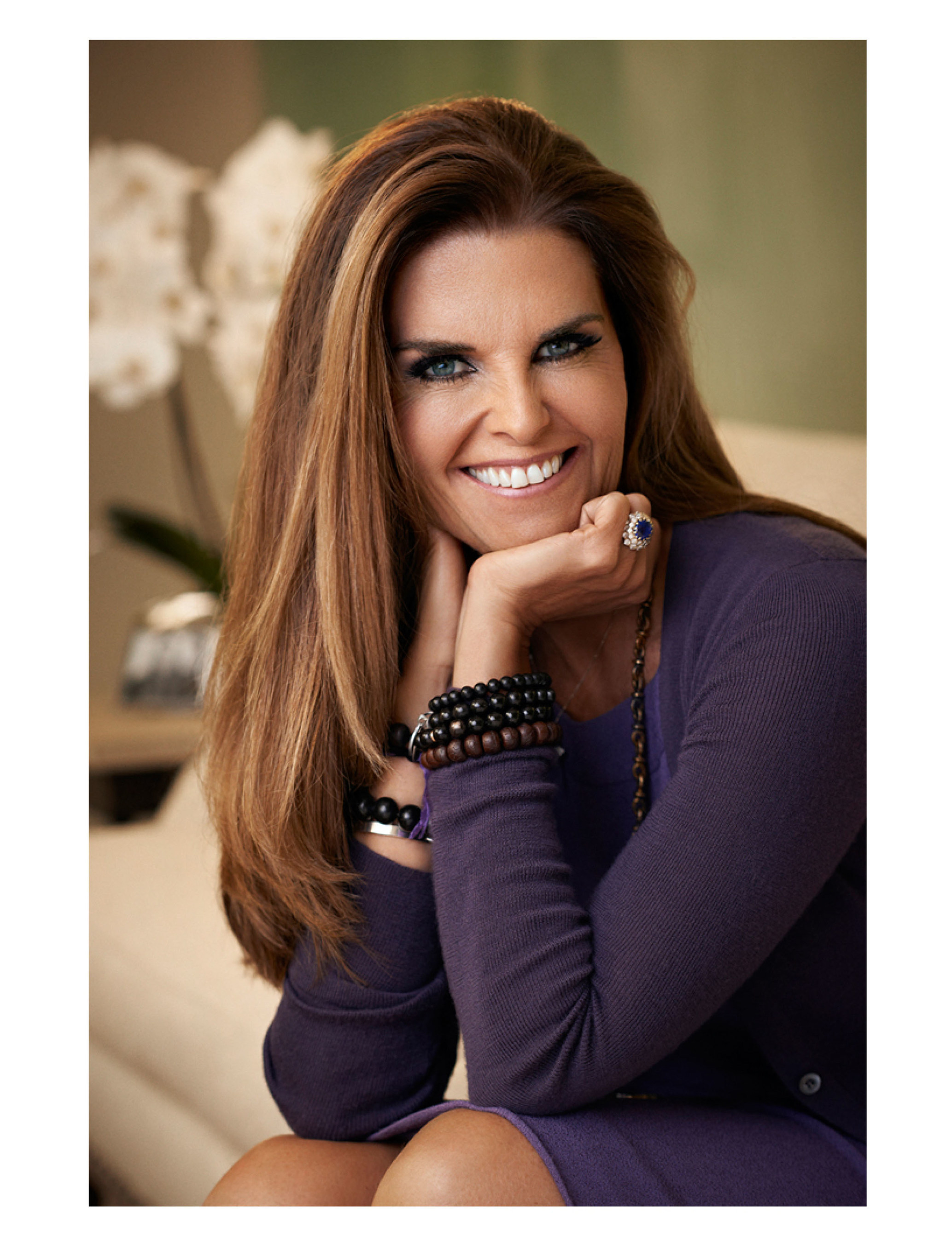 Award-winning journalist, producer, best-selling author and advocate for Alzheimer's disease, Maria Shriver, launches new campaign in partnership with the Alzheimer's Association to Wipe Out Alzheimer's. To learn more, visit www.WipeOutAlzheimers.org.  Credit:  Kwaku Alston