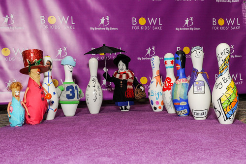 Big Brothers Big Sisters marks National Mentoring Month with the kick off of its largest fundraiser, Bowl For ...