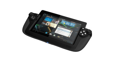 Wikipad, the first tablet to offer a patented attachable, console-quality gamepad controller.  (PRNewsFoto/Wikipad Inc.)