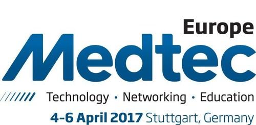 Medtec Europe logo (PRNewsFoto/UBM EMEA)