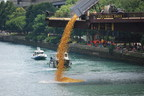 60,000 rubber ducks will splash into the Chicago River on Aug. 6 to benefit the athletes of Special Olympics Illinois.