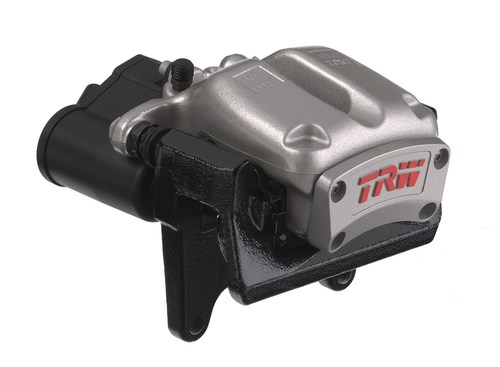 TRW's Electric Park Brake technology has recently launched with three Japanese automakers and the Company ...