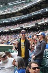 Brewers fans in a frenzy during 'Hunt for Home Plate' Program