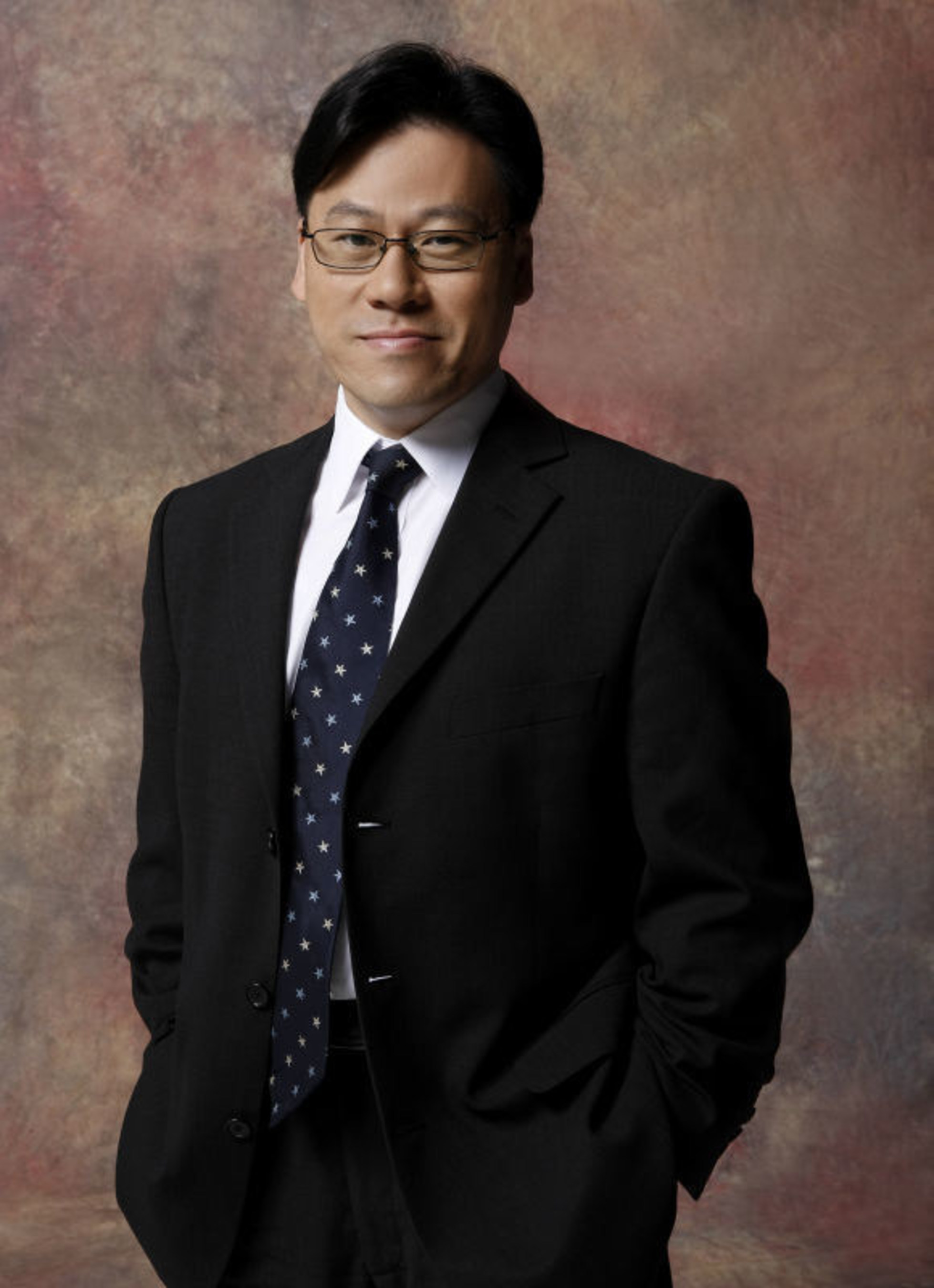 Tencent corporate vice president Steven Chang