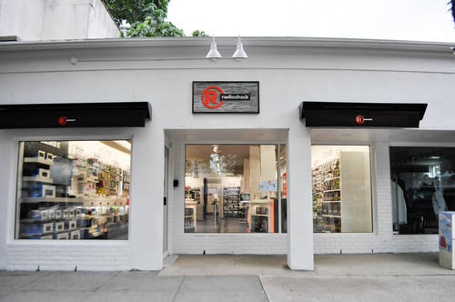 RadioShack's newest concept store at 68 Main St. in Southampton on Long Island is the retailer's third ...