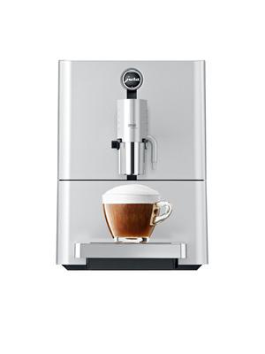Jura ENA Micro 9 One Touch Automatic Cappuccino Machine.  (PRNewsFoto/Jura)