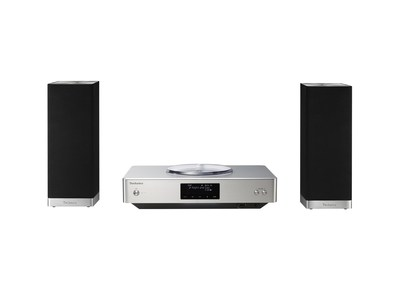 Technics All-in-One OTTAVA(TM) SC-C500 HiFi System Combines Breathtaking Audio Quality with Elegant Design