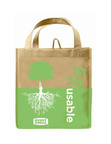 Special Giant Eagle Earth Day reusable bag.  (PRNewsFoto/Giant Eagle, Inc.)