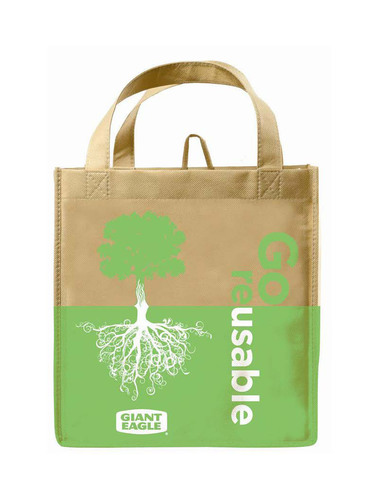 Giant Eagle Celebrates Earth Day With Free Reusable Bag Giveaway