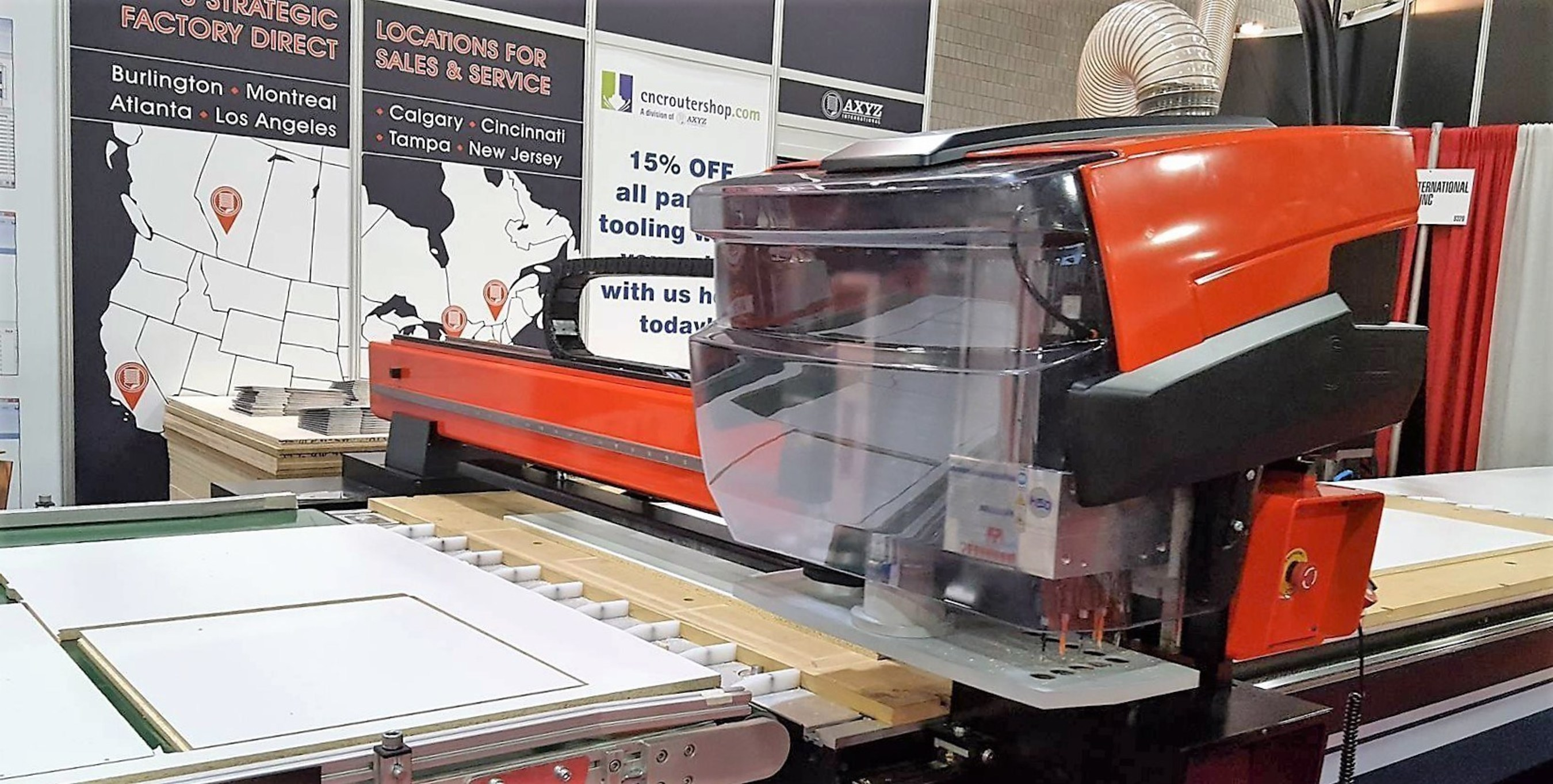 Axyz International Presents Optimus A New Cabinet Making