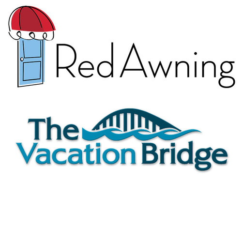 RedAwning.com and The Vacation Bridge's partnership brings comprehensive internet marketing and hotel-style reservations to its network of clients throughout US, Europe, and The Caribbean. (PRNewsFoto/RedAwning.com)